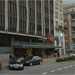 Hotel Miguel Angel en el corazón de Madrid.