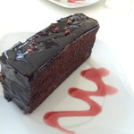 тортик от Chocolate Rosa