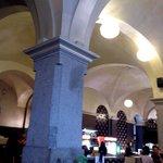 Budapest - Oktogon Bisztro - Impression of the interior