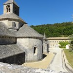 Abadia de Sananque, Luberon