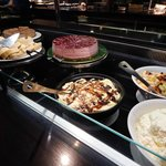 Desserts at Buffet