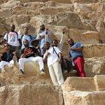Pyramid of Khufu(Great Pyramid)