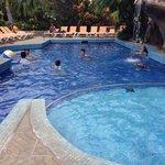 Excelente piscina
