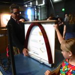 Building a tertiary arch at the Exploratorium