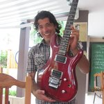 Alejandro - awesome guitar player