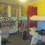 girls 6 bed dorm