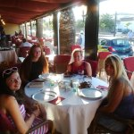 TOP RESTAURANT ACROSS ROAD FROM SEA CLUB ALCUDIA