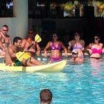 Secrets Royal Beach - fun at the pool