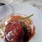 Plat volaille du menu La Goutine