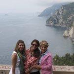 The beautiful Amalfi Coast