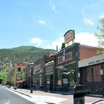 Site of Original Tent City in Glenwood Springs, CO