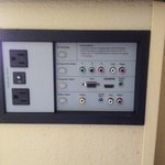 Audio/Visual Options for TV