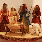 Cornhusk Nativity