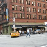 Exterior of Citrus Bar and Grill Amsterdam Avenue