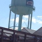 topsail water tower from jolly roger