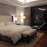 One bedroom suite!