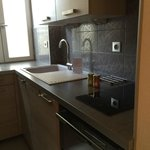 Kitchen (fully equipped with dishes and cookware)