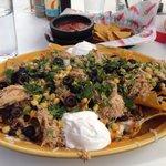 Nachos Supremos. Delicious