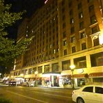 The Peabody Hotel in DownTown Memphis, Tennessee