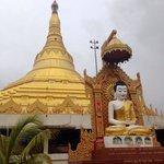 Buddha and the Global Pagoda