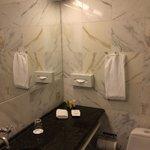 Ванная, полотенца