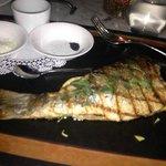 Fresh Trout at Riva Bella
