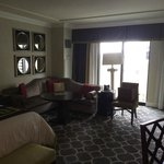 Sitting Area-Octavius Room