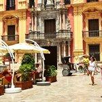 Málaga -  down town