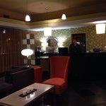 Lobby @ 7 Springs #retro