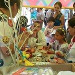 A Festival in suburb Kiev