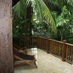 Pool suite terrasse