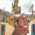 The majestic Budha