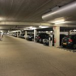 parking 2M= ok coffre de toit sur mon break