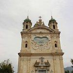 Вид на собор Св. Мадонны