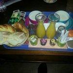 Le petit déjeuner au top