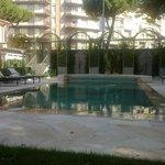 Très agréable piscine !
