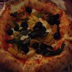 Pizza con bordo ripieno!