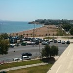 Wonderful view of nearby beach