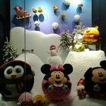 Window display for 2014 Winter