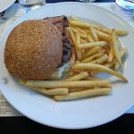 Hops Burger :)