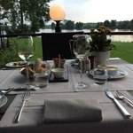 Dineren met zicht op De Maas