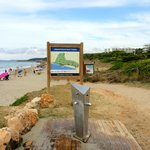 spiaggia san tomas