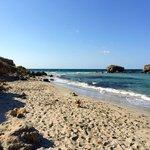 spiaggia binigaus