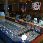 The mixing table