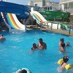 Kaydıraklı havuzzz