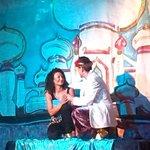 "spectacle ""Disney dream"" Aladin"