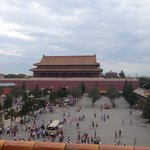 Sightseeing around Beijing