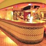 Bar du Karibea Resort Sainte Luce hôtel Amyris