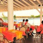 Restaurant du Karibea Resort Sainte Luce hôtel Amyris