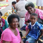 Market Day in the town of Sigatoka